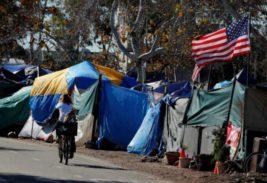 сша бездомные