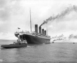 телеграф с Титаника