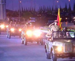 туркменистан парад