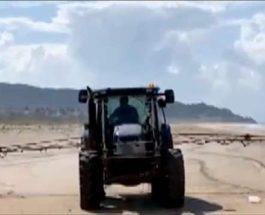 химикаты пляж испания