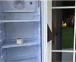 холодильник с секретом