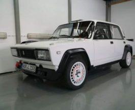 Lada 2105 VFTS 1984