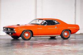 Plymouth Cuda 1970 года