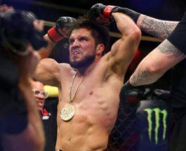 UFC 249 Сехудо