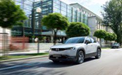 Mazda начала производство своего первого электромобиля MX-30