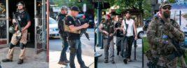 Вооруженные ополченцы в Айдахо