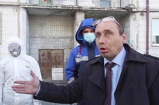 В Уссурийске арестовали Виталия Наливкина