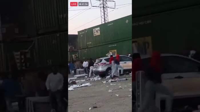 Грабят поезда на ходу
