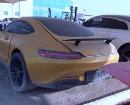 Дубаи авто