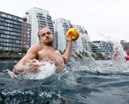 Игрок в водное поло