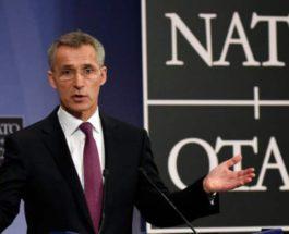 Йенс Столтенберг,НАТО,Китай