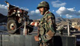 Китайские и индийские войска