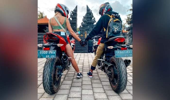 Настя Тропицель,блогер,Бали,авария.разбилась.Виктор,медиум