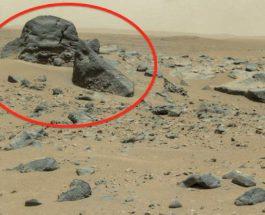 На Марсе найдена древняя пирамида