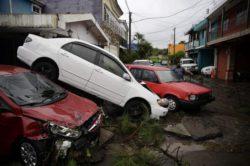 Тропический шторм Аманда достиг Гватемалы и Сальвадора
