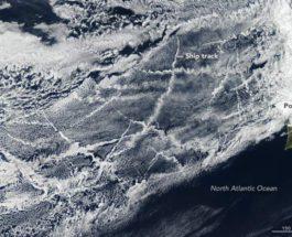 выбросы судоходство