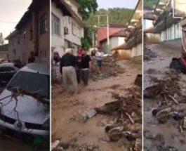 град,наводнение,Турция,Бурса
