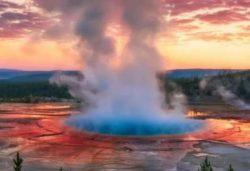 Тысячи атомных бомб: ученые опасаются мощного извержения вулкана в США