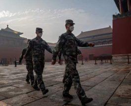 китай военные