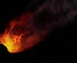 комета,Сирия,метеорит,Абу Хурайра