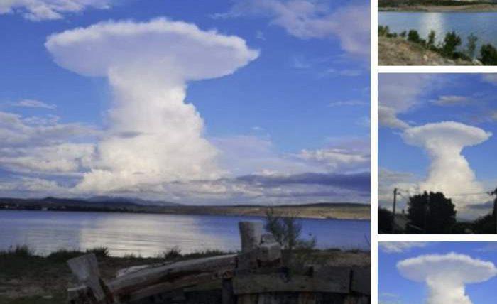 кучевое облако