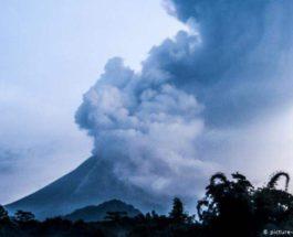 мерапи вулкан