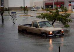 Апокалипсис в Центральной Америке: наводнения, оползни и штормы (ФОТО)