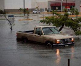 наводнения, оползни и штормы