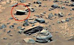 Знаменитый уфолог: На Марсе я нашел останки древней цивилизации (ФОТО)