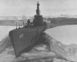 на секретных базах Гитлера в Арктике