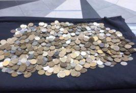 пенсия монетами