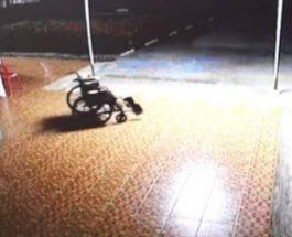 призрак инвалидная коляска