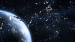 Япония разрабатывает спутник для уничтожения космического мусора