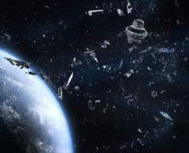 спутник для уничтожения космического мусора