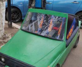 электромобиль украина
