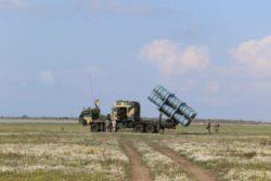 Посмотрите на запуск новых украинских крылатых ракет R-360