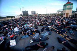 Портланд протест