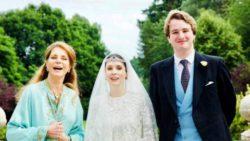 Иорданская принцесса вышла замуж за внука Роальда Даля