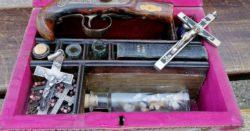 Комплект для убийства вампиров выставлен на аукцион