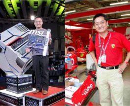Менеджер тайваньской MSI