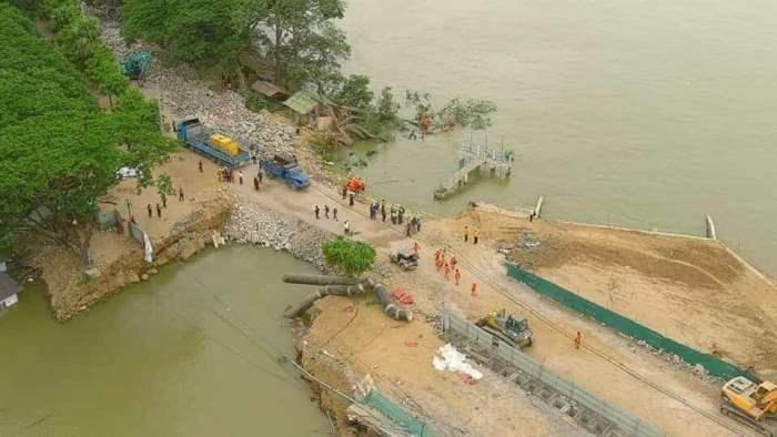 Мьянма,Бирма,наводнения,