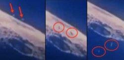 Множество НЛО летели с темной стороны Луны (ВИДЕО)