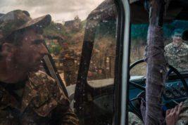 Пограничные столкновения между Арменией и Азербайджаном