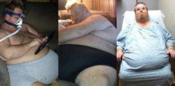 Толстяк Зак Мур сбросил 150 кг и стал тощим