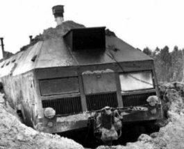 бункер советский