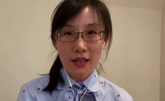 вирусолог китай