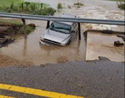 Погодные аномалии терзают США: июньский снег, ливни и наводнения