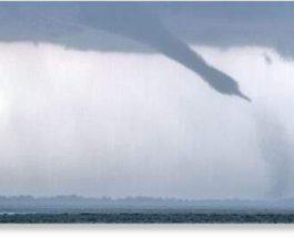 водный торнадо