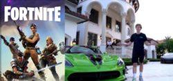 Как живут стримеры Fortnite и сколько миллионов они зарабатывают. Фото и Видео.