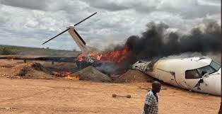 кения самолет